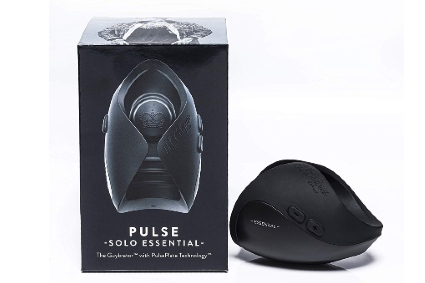 Hot Octopuss Pulse Solo Essential Extra Powerful Vibrating Sleeve