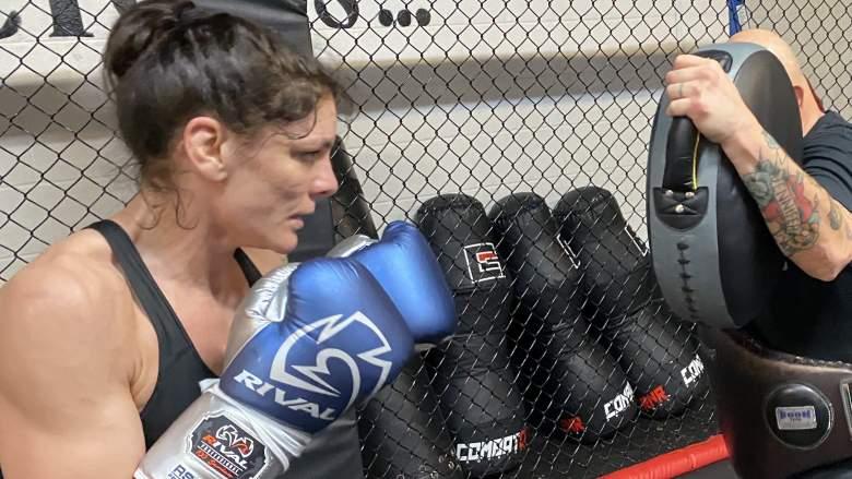 UFC's Lauren Murphy