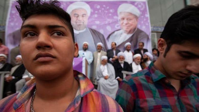 iran millenials sanctions