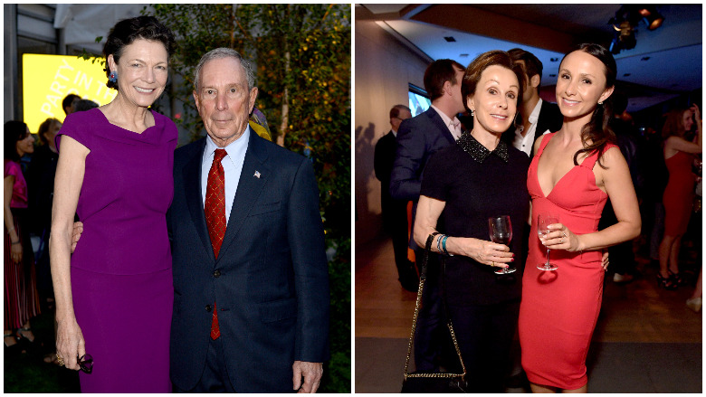 is mike bloomberg married