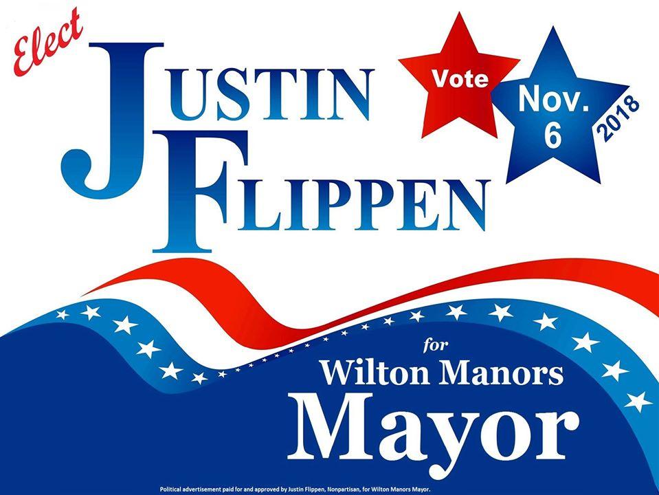Justin Flippen Wilton Manors