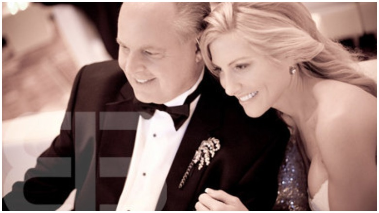 Kathryn Adams and Rush Limbaugh