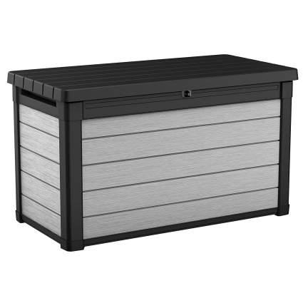 Keter Denali 100 Gallon Resin Large Deck Box