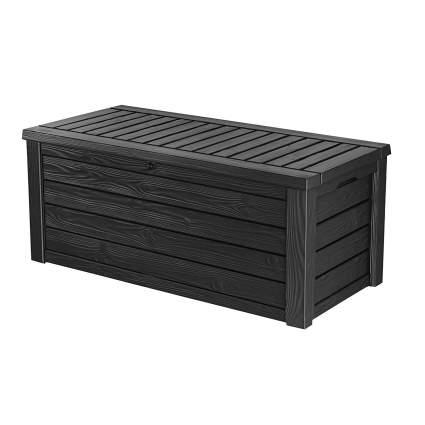 Keter Westwood 150-Gallon Resin Outdoor Storage Deck Box