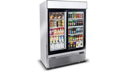 kitma 2-door fridge