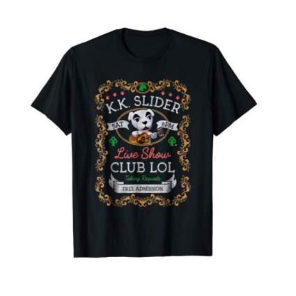 KK Slider Live Show Poster T-Shirt