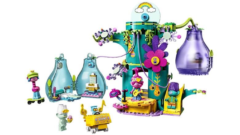 LEGO Trolls World Tour Pop Village Celebration