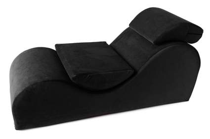 Black Liberator chaise lounge