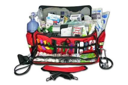 Lightning X Jumbo Oxygen Medic First Responder EMTEMS Bag
