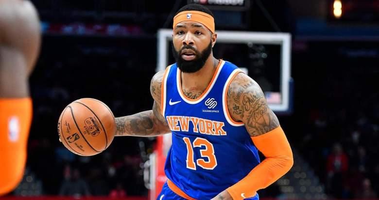 Marcus Morris, Knicks