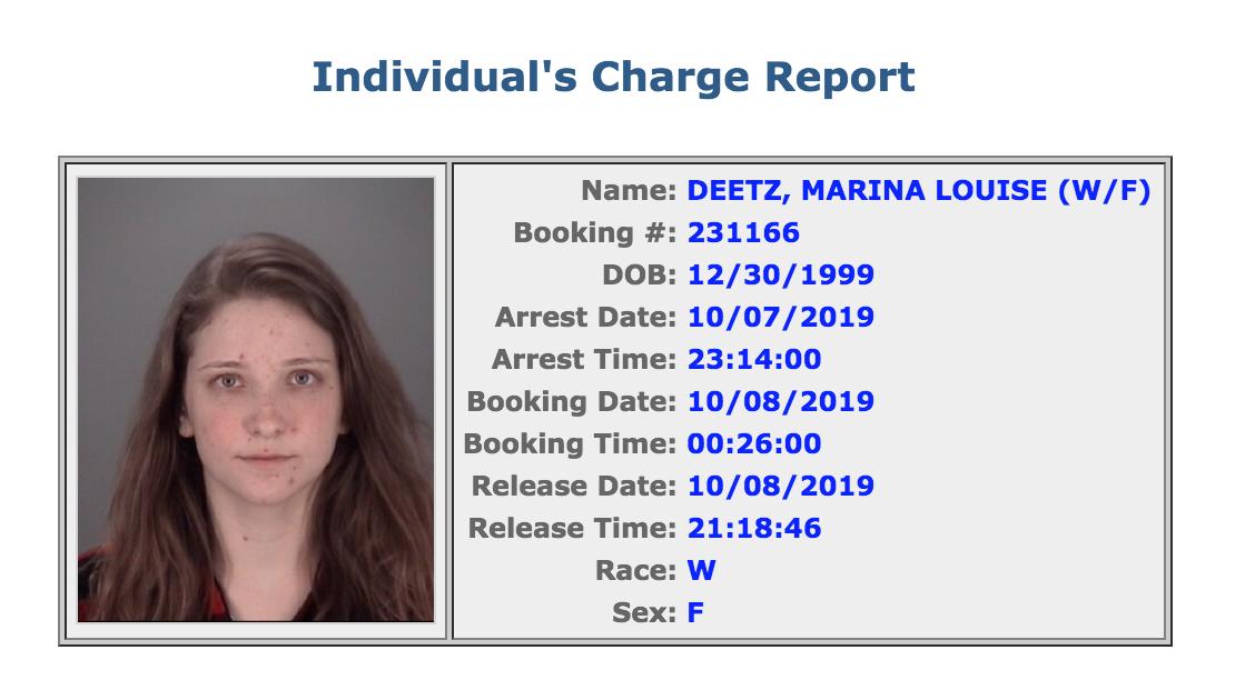Marina Deetz