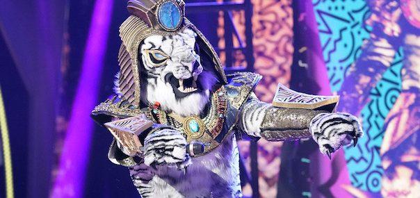Masked Singer White Tiger