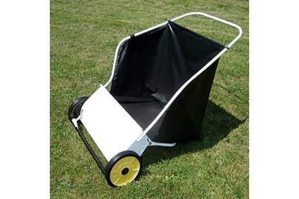 Mid West Products 26-inch Deluxe Push Lawn Sweeper
