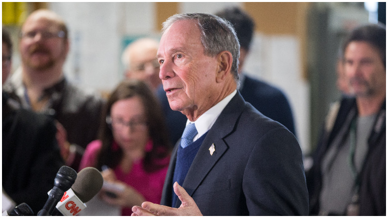 mike bloomberg net worth