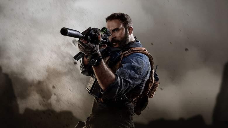 Modern Warfare 68 GB update