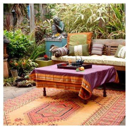 moroccan indoor outdoor rug