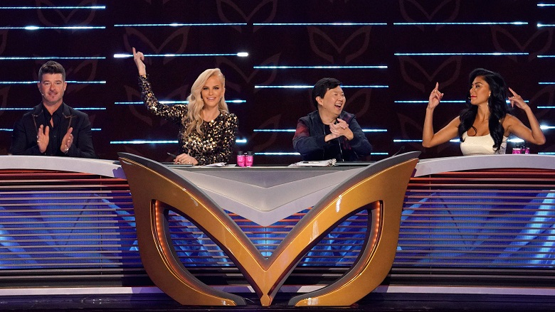 Who Made It Through on The Masked Singer Tonight