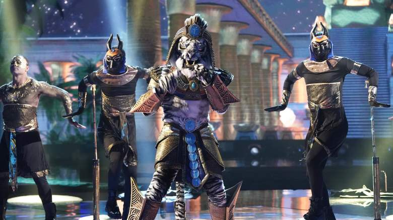 The Masked Singer Episode 3