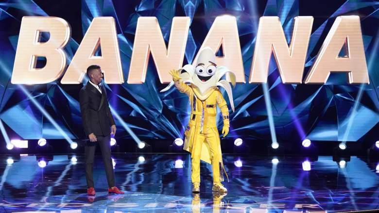 The Masked Singer Banana