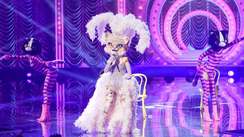 The Masked Singer Kitty