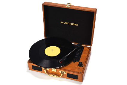 Musitrend Record Player