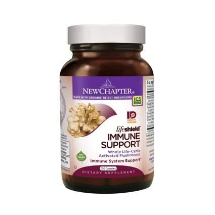 mushroom immunity booster