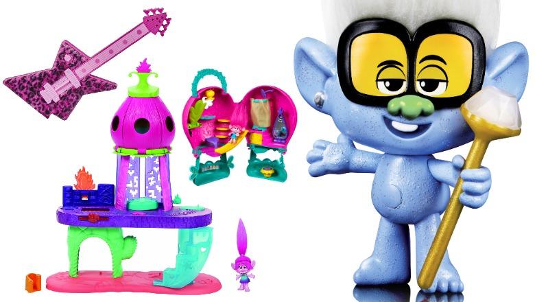 New Trolls World Tour Toys