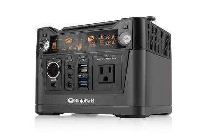 NinjaBatt 288-Watt Portable Power Station