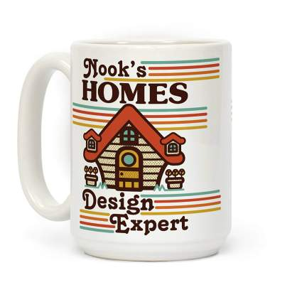 Nook's Homes Coffee Mug