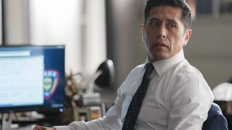 Eddie Martinez in The Sinner season 3