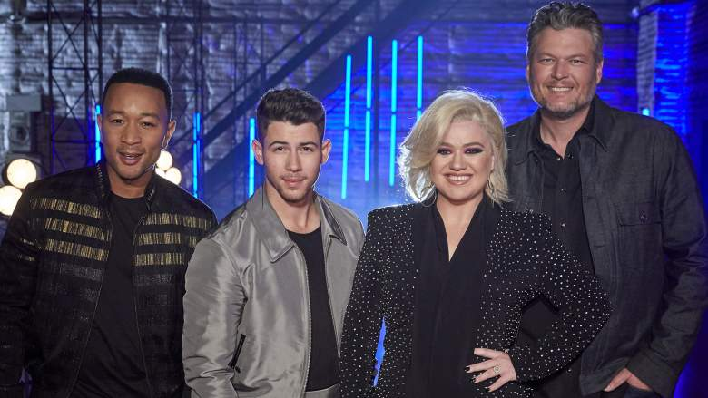 The Voice season 18 coaches