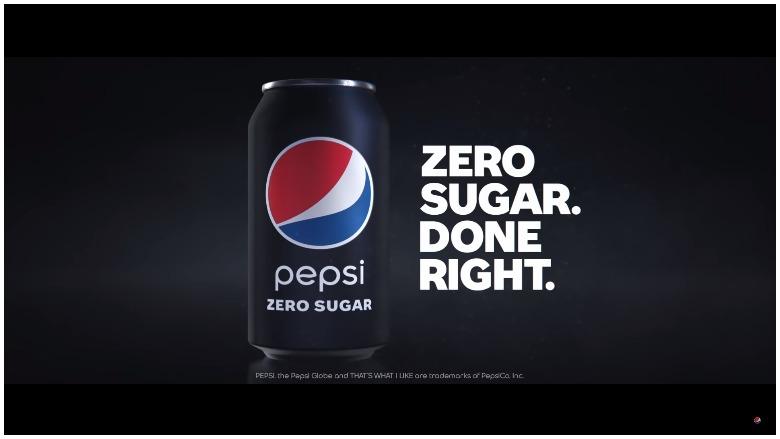 Pepsi Zero Sugar, Super Bowl
