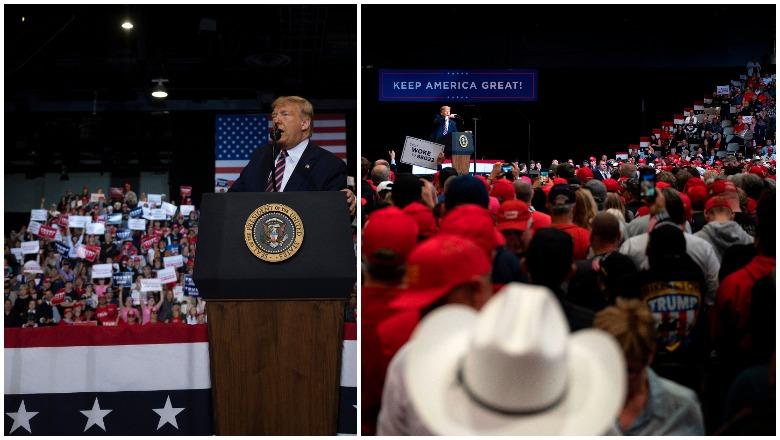 Trump Las Vegas Rally
