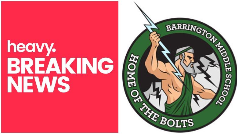 Barrington Middle School lockdown