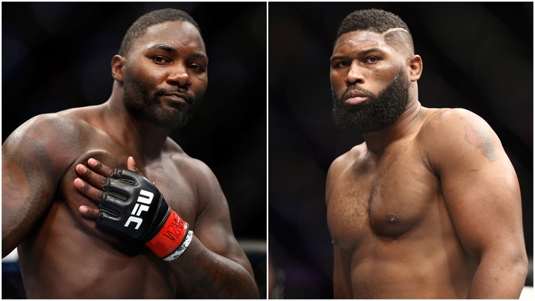 Anthony 'Rumble' Johnson and Curtis Blaydes