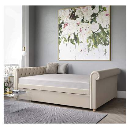 queen size daybed with full size trundle