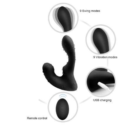 Remote Control Male Prostate Massager
