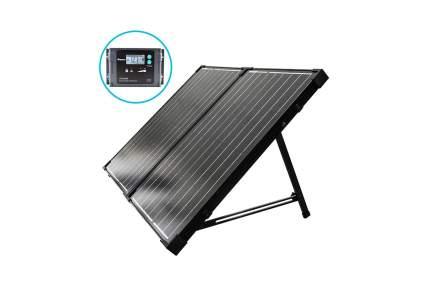 Renogy 100-Watt Monocrystalline Off Grid Foldable Solar Panel Suitcase