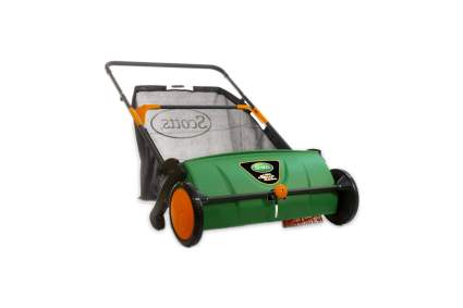 Scotts 26-Inch Push Lawn Sweeper