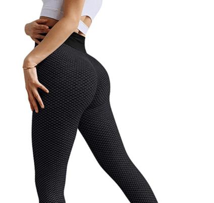 MOSHENGQI Women's Ruched Butt