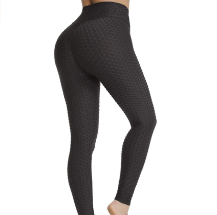 Jenbou Butt Lifting Anti Cellulite Leggings