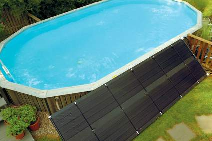 Smartpool SunHeater Solar Heating System