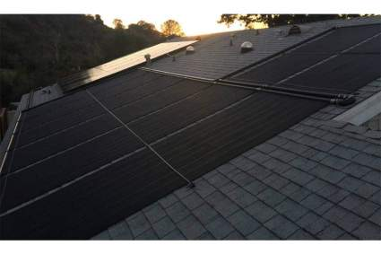 Solar Pool Supply DIY Solar Pool Heater System Kit