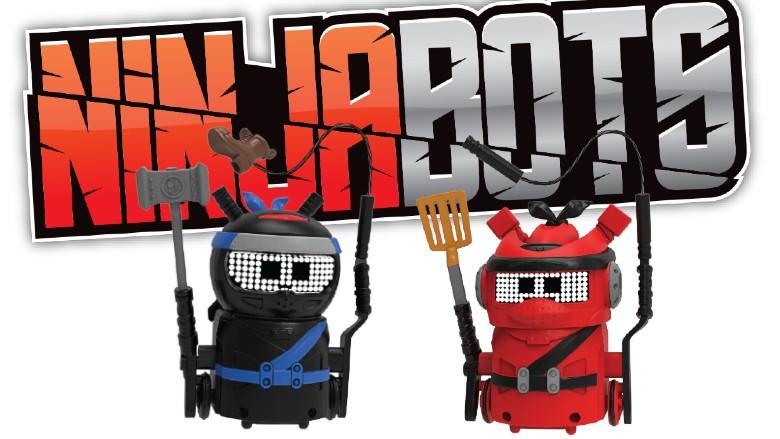 Spin Master Ninjabots