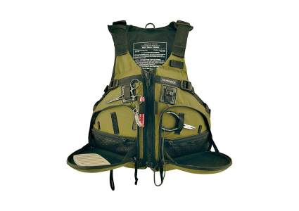 Stohlquist Waterware Fisherman PFD