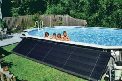 Sun2Solar Ground Mounted Heating Solar Panel System