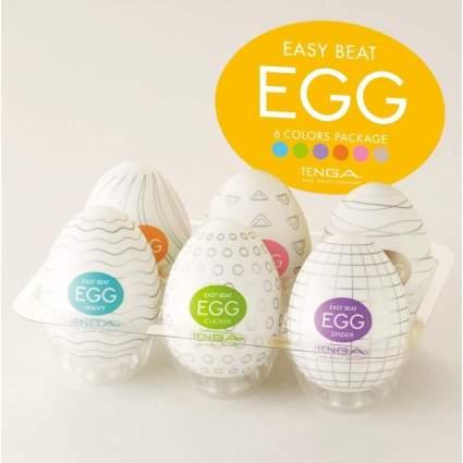 Tenga Easy Beat Egg Male Masturbator