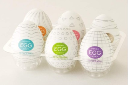 Tenga Egg Variety 6-Pack Assortment