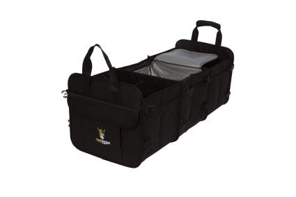 Tuff Viking Convertible Trunk Organizer with Cooler Bag