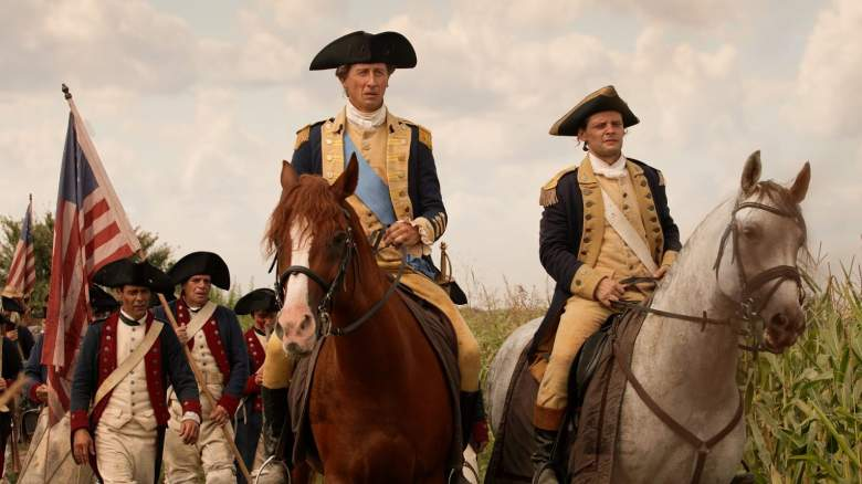 Washington Miniseries in History Channel